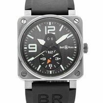 Bell & Ross BR 03-51 GMT Titanium 42mm Black Arabic numerals United States of America, Florida, Sarasota