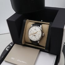 IWC Portuguese Perpetual Calendar new 2021 Automatic Watch with original box and original papers