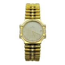 Jean Lassale Yellow gold Quartz pre-owned
