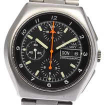 Tutima Steel 43mm Automatic pre-owned