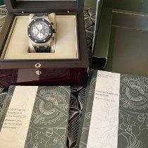 Audemars Piguet Royal Oak Offshore Chronograph Acier 42mm Noir Arabes France, Bastia