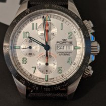 Fortis Steel 42mm Automatic 401.26.141 pre-owned United States of America, California, Porter Ranch