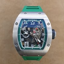 Richard Mille RM 010 Titanium 48mm Transparent Arabic numerals
