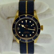 Tudor Black Bay Bronze new 2021 Automatic Watch with original box and original papers 79250BB