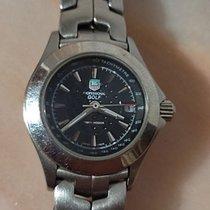 TAG Heuer Professional Golf Watch Сталь 26mm Черный Без цифр