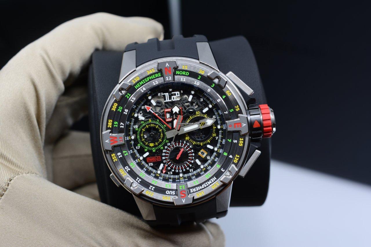 Richard Mille RM 60-01 2021 new