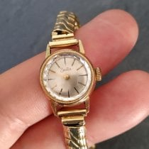 ZentRa Yellow gold Manual winding pre-owned