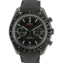 Omega Speedmaster Professional Moonwatch Ceramic 44.25mm Black No numerals UAE, Dubai