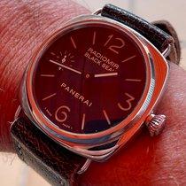 Panerai PAM 00183 Staal 2005 Radiomir Black Seal 45mm tweedehands