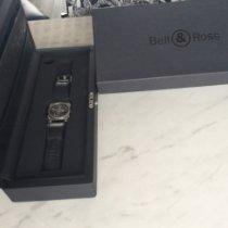 Bell & Ross BR 03-97 Réserve de Marche Steel 42mm Black Arabic numerals