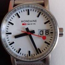 Mondaine Evo new 2021 Quartz Watch with original box and original papers EVO2 30 mm Official Swiss Railways Watch MSE.30210.SM