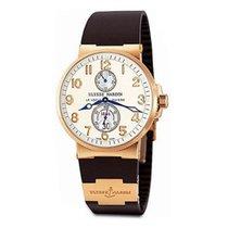 Ulysse Nardin Marine Chronometer 41mm yeni Orijinal kutuya ve orijinal belgelere sahip saat 266-66-3
