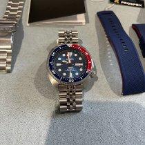 Seiko Prospex Steel 45mm Blue No numerals United States of America, Texas, McKinney