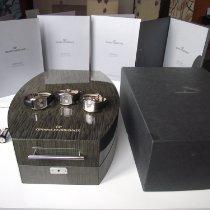 Girard Perregaux Richeville Platinum 37mm Grey