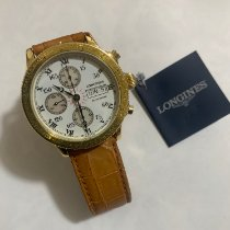 Longines Yellow gold 41mm Automatic 6745233  CALIBRO- 674,4 pre-owned