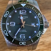 Longines HydroConquest pre-owned 43mm