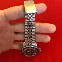 Rolex GMT-Master 16750 Sehr gut Stahl 40mm Automatik