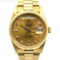 Rolex Day-Date 36 Oro amarillo 36mm Oro Sin cifras España, Marbella