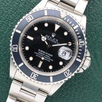 Rolex 16610 Acciaio 1998 Submariner Date 40mm usato Italia, Milano