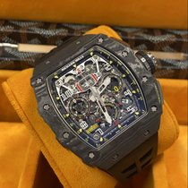 Richard Mille Carbon 42mm Automatic RM11-03 NTPT new
