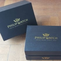 Philip Watch Steel 39mm Automatic R 824390825005260 new