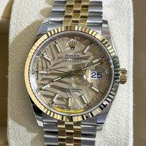 Rolex 126233 Oro/Acciaio 2021 Datejust 36mm nuovo Italia, Sarnico