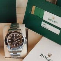Rolex Sea-Dweller Deepsea Acciaio 44mm Nero Senza numeri Italia, Firenze