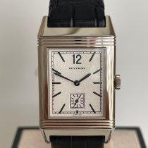 Jaeger-LeCoultre Grande Reverso Ultra Thin 1931 White gold 46.8mm White Arabic numerals