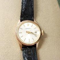 Rolex Oyster Perpetual Lady Date Oro rosa 26mm Oro Senza numeri Italia, Latina