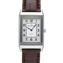 Jaeger-LeCoultre Reverso Classique pre-owned 38.5mm Silver Leather