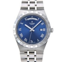 Tudor Steel 41mm Automatic 28600 pre-owned