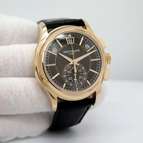 Patek Philippe Annual Calendar Chronograph new Automatic Chronograph Watch with original box and original papers 5905R-001