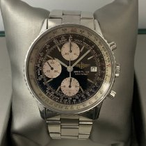 Breitling Steel 41mm Automatic A13019 pre-owned Malaysia, Georgetown, penang