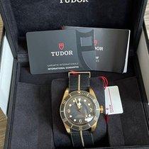 Tudor Black Bay Bronze new 2021 Automatic Watch with original box and original papers M79250BA-0002