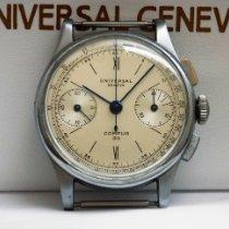 Universal Genève Acél 34,7mm Kézi felhúzás 749105 használt Magyarország, Budapest