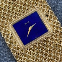 Piaget Yellow gold 28mm Manual winding Piaget 9150 N 38 pre-owned United States of America, New York, new york