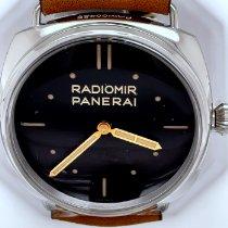 Panerai Radiomir 3 Days 47mm Steel 47mm Black No numerals United States of America, New York, New York