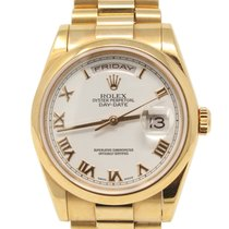 Rolex Day-Date 36 Rose gold 36mm White Roman numerals United States of America, Florida, Ft Lauderdale