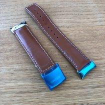Seiko Parts/Accessories Men's watch/Unisex new Calf skin Brown Premier