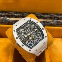Richard Mille RM 011 RM11-02 Le Mans Foarte bună Ceramica Atomat