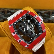 Richard Mille RM 052 Carbon 49.94mm No numerals