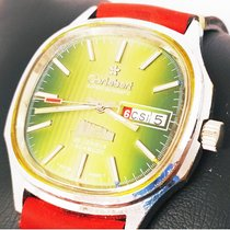 Cortébert Steel 36mm Automatic pre-owned
