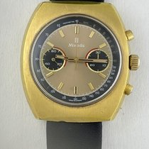 Nivada Gold/Steel 40mm Manual winding Nivada Pulsations Chronometer Ref. 4455 pre-owned United States of America, California, Woodland Hills
