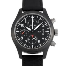IWC Pilot Chronograph Top Gun 46mm Black