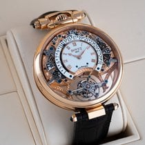 Bovet Rose gold 46mm Manual winding AIQPR001-02 pre-owned United States of America, New Jersey, Englewood