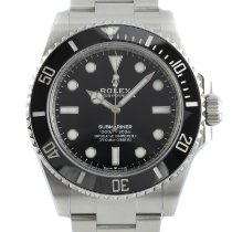Rolex new Automatic Quick Set 40mm Steel Sapphire crystal