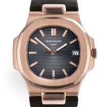 Patek Philippe Nautilus Rose gold 40mm Black No numerals United Kingdom, SW3 1NX