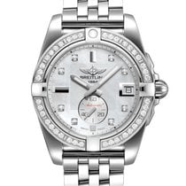 Breitling A37330531A1A1 Steel 2021 Galactic 36 36mm new