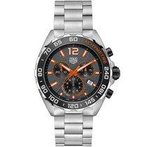 TAG Heuer Formula 1 Quartz new 2010 Quartz Chronograph Watch only CAZ101AH