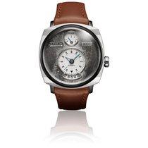 REC Watches новые Автоподзавод Люминесцентные стрелки PVD/DLS напыление 46.8mm Сталь Сапфировое стекло